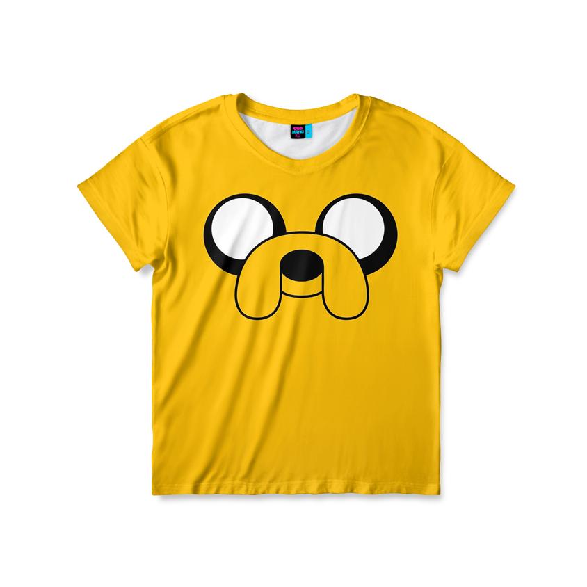 футболка детская с рисунком на всю футболку