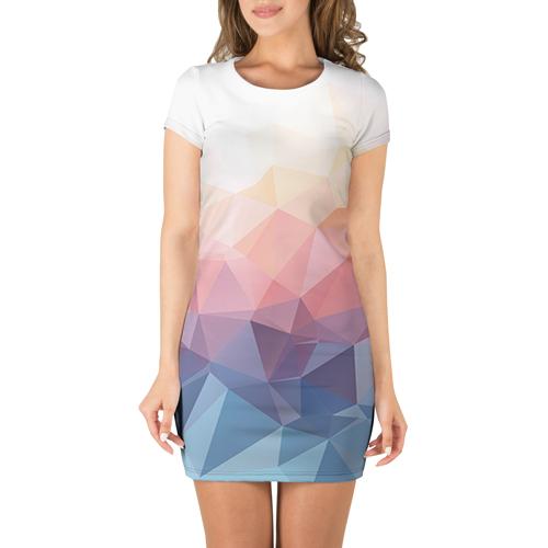Женское платье3D
