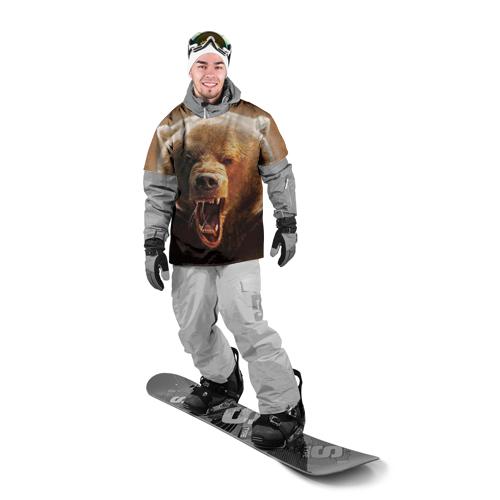 Накидка для горнолыжного спорта 3D