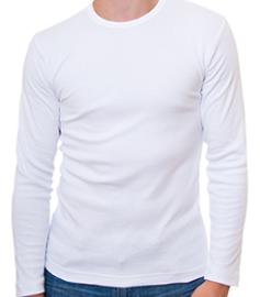 футболка с длинным рукавом