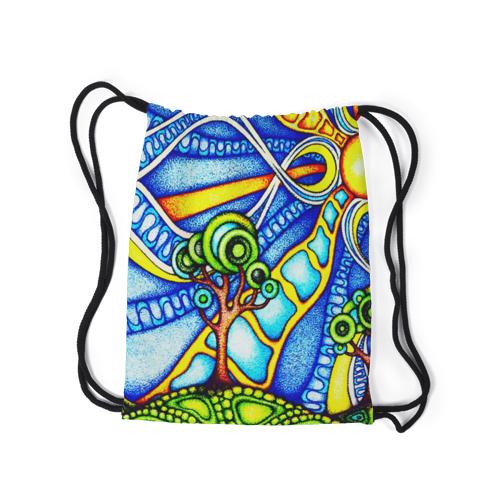 Рюкзак-мешок 3D